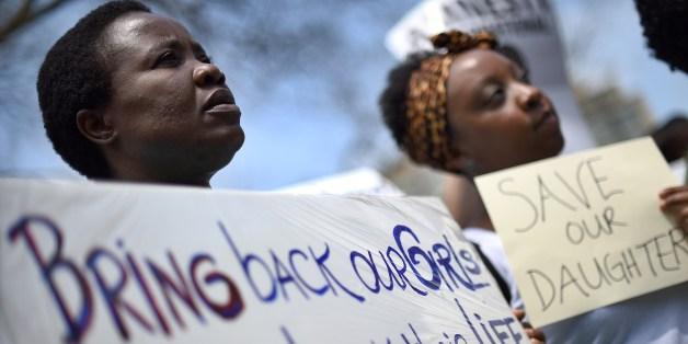 Cities Around North America Rally For Missing Nigerian School Girls