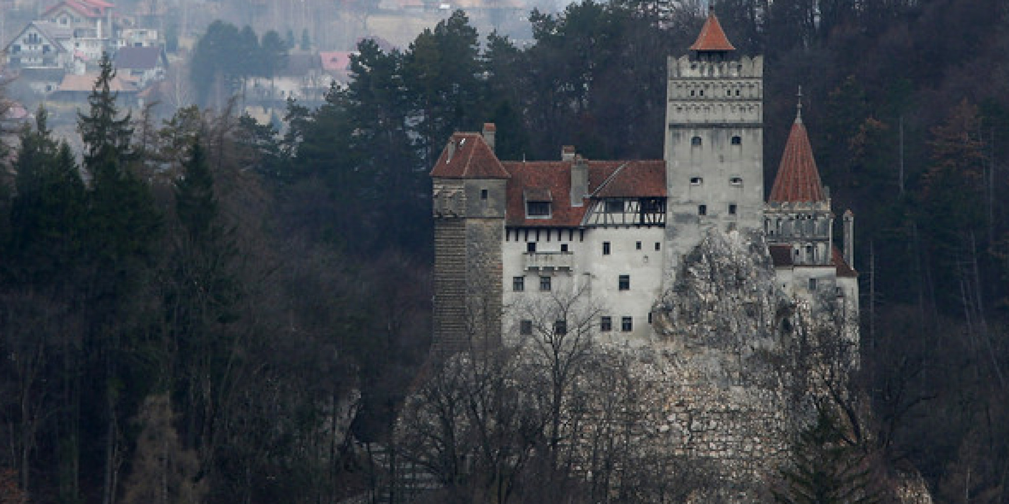 Draculas Castle For Sale For The Right But Undisclosed Price - Live-bran-castle-pictures