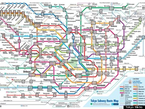 Toronto Subway Map With Streets.40 Signs You Ve Been Taking The Ttc Way Too Long Huffpost Canada