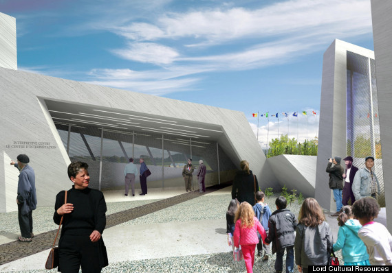 Powerful Design Unveiled For Canada's Holocaust Monument
