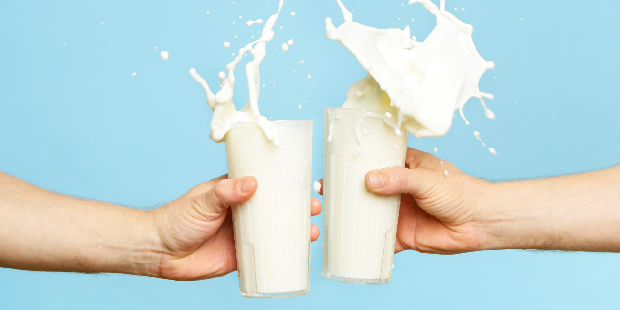 What, Is Milk Suddenly Bad for You?! | HuffPost