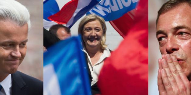 Vor der Wahl: Die Pläne der rechtspopulistischen Parteien in Europa