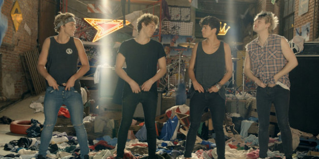 5 Seconds Of Summer Reveal Album Release, Is Your New Favorite Boy Band