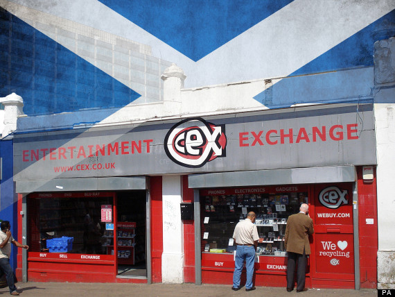 cex sign
