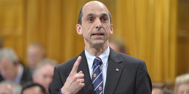 Newly obtained documents show Public Safety Minister Steven Blaney was informed more than once and long in advance that the RCMP was likely going to reclassify and ban a controversial semi-automatic rifle. (CP)