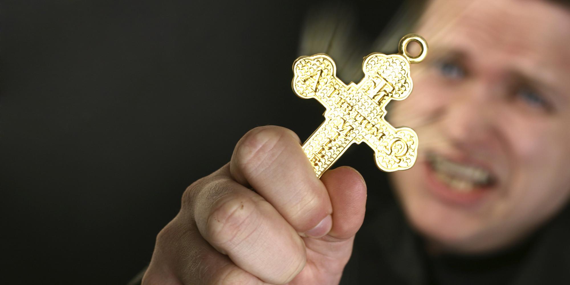Catholic demon making huffpost solutioingenieria Images