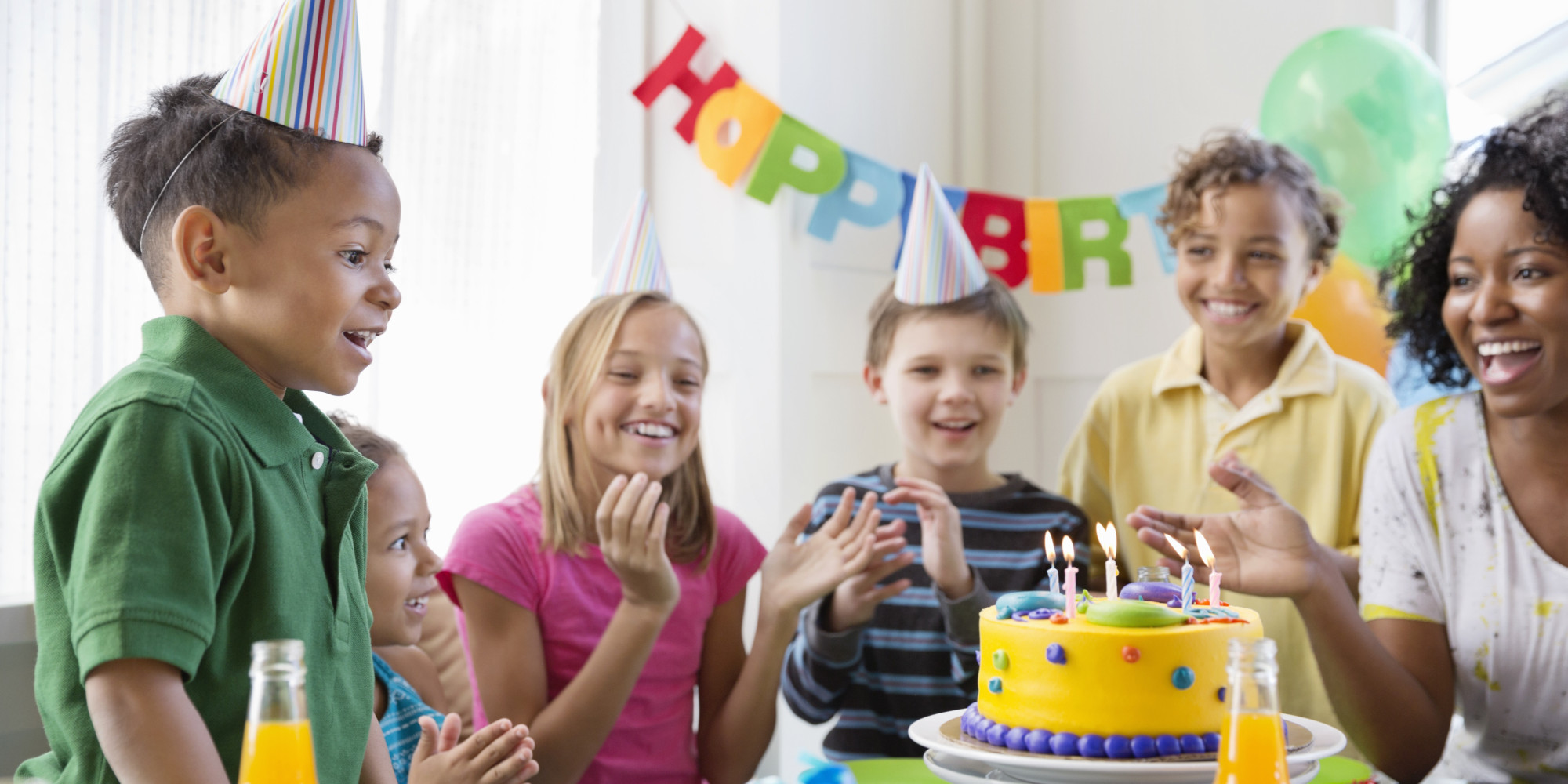 The Best Gift Divorced Parents Can Give Their Kids HuffPost - Childrens birthday party events