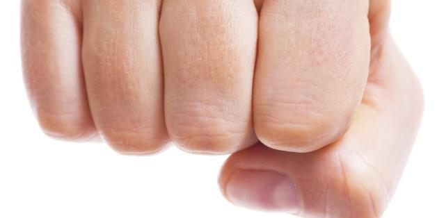Fist pound sex
