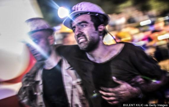 turkey mine disaster