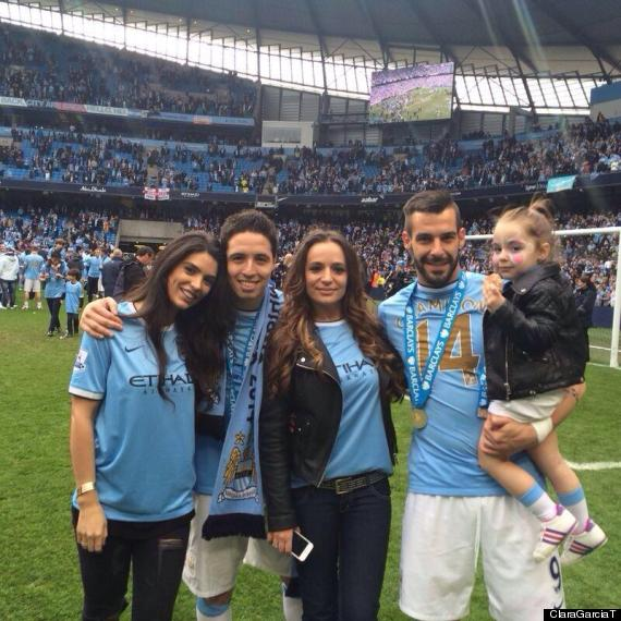 samir nasri girlfriend