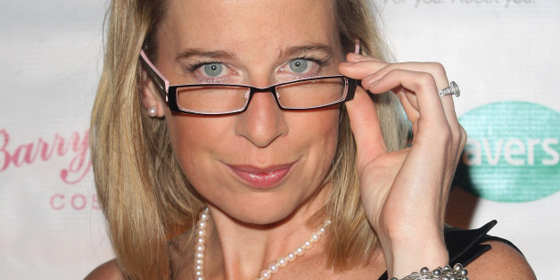 Katie Hopkins attends the Specsavers Spectacle Wearer Of The Year 2009 Grand Final at Victoria & Albert Museum on October 27, 2009 in London, England. *** Local Caption ***