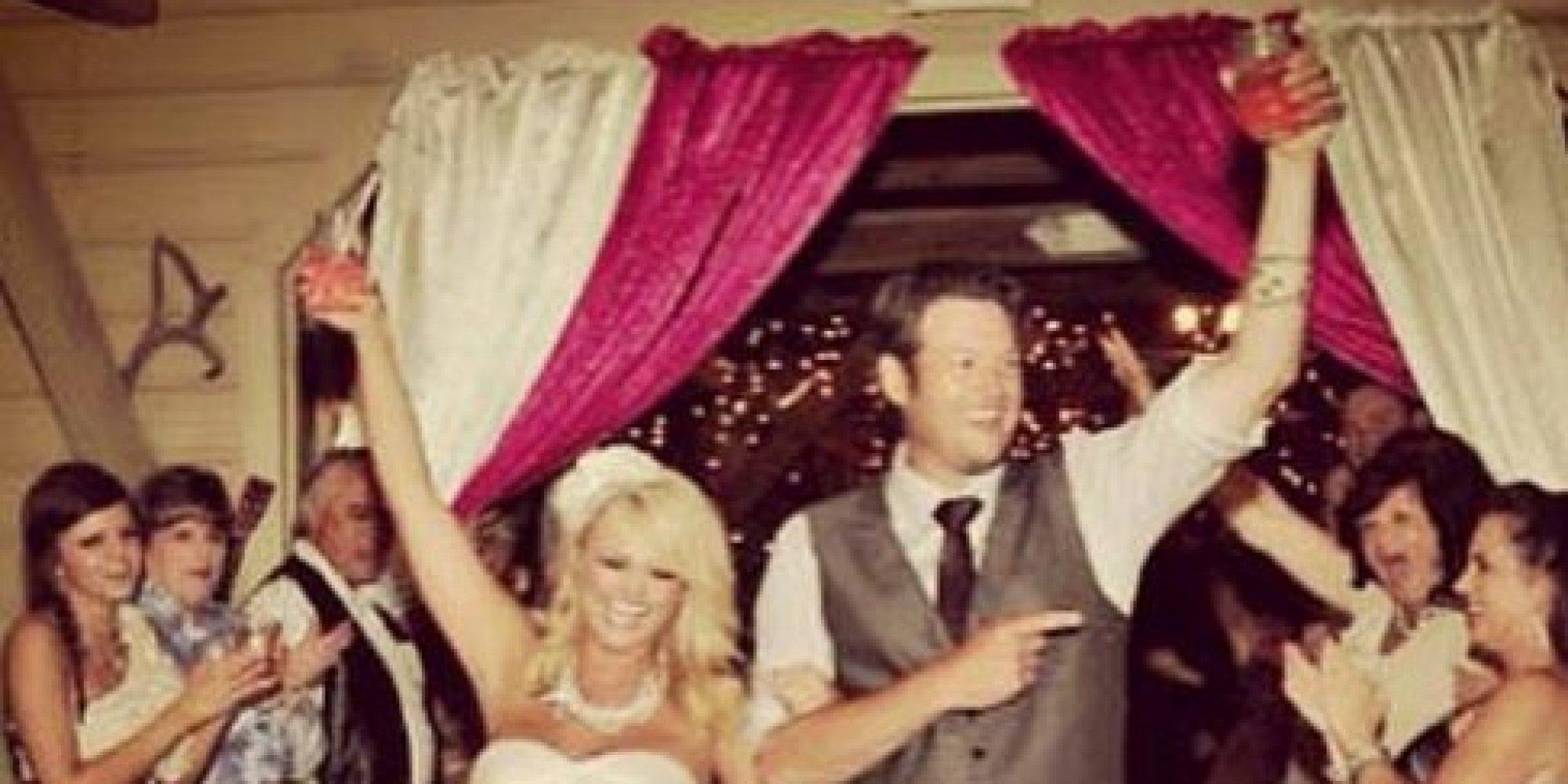 Blake Shelton And Miranda Lambert Celebrate Three Years Of ...