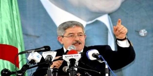 Ahmed Ouyahia chef de cabinet de Bouteflika