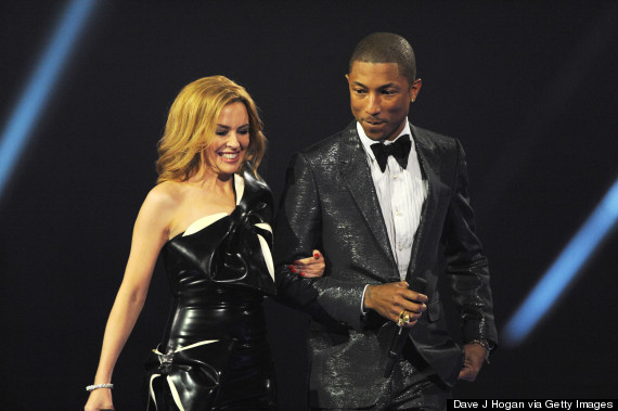 kylie minogue pharrell williams