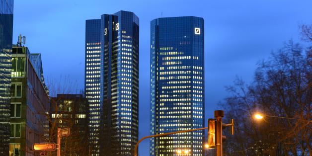 Geldwäsche für Putin-Freunde? US-Justiz ermittelt gegen Deutsche Bank