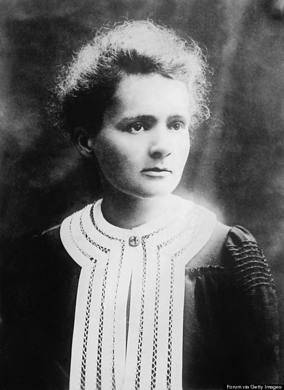 marie curie scientist