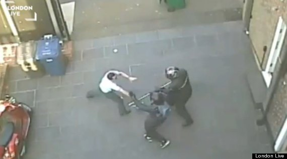 moped robbery