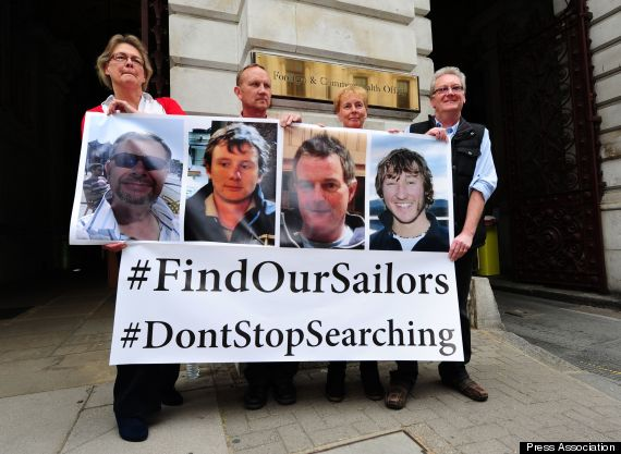 missing sailors