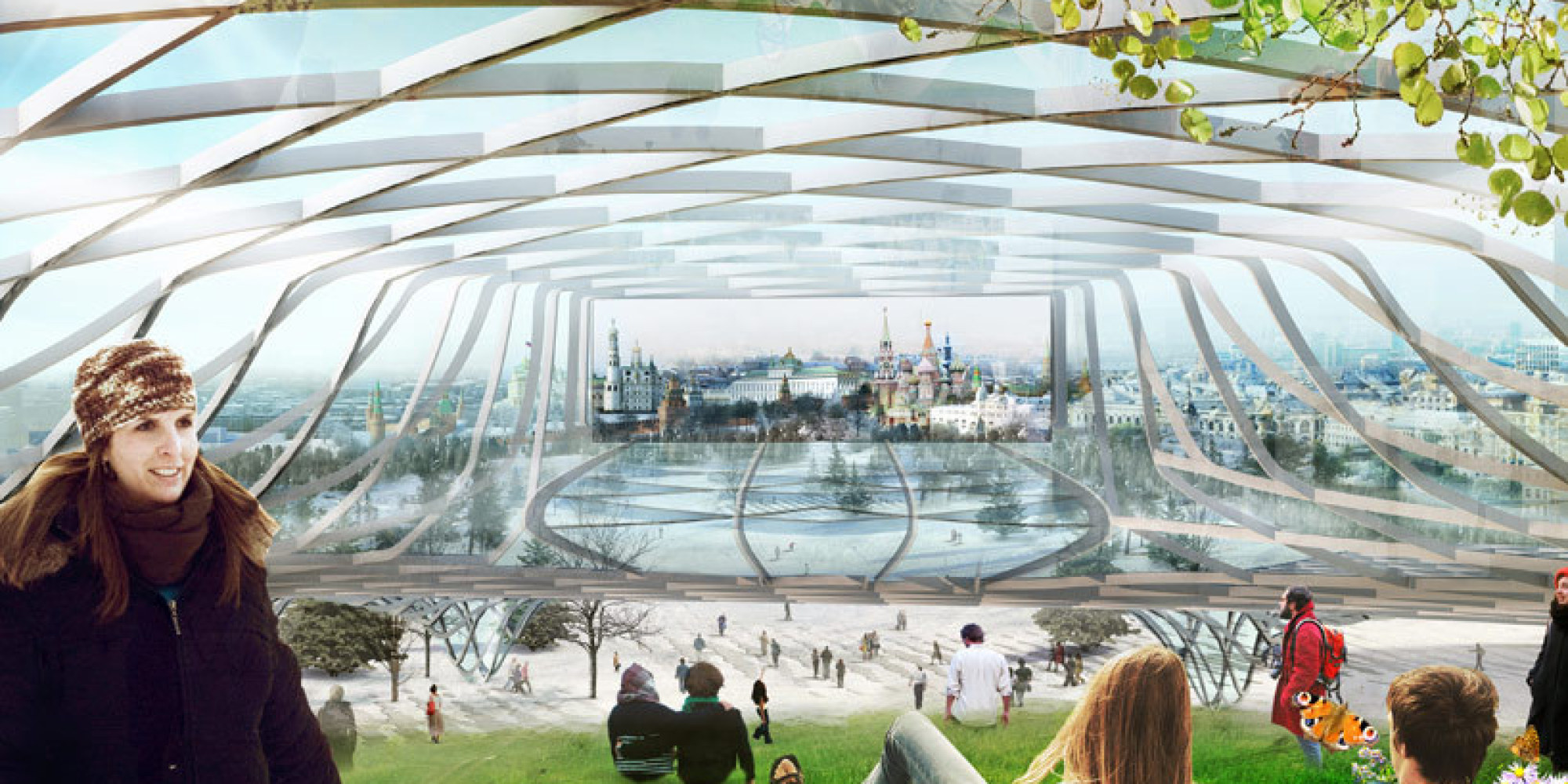 The Architecture Of The Future Is Far More Spectacular Than You Could  Imagine | HuffPost
