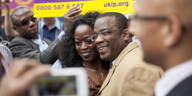 Ukip activist and former parliamentary candidate Winston McKenzie