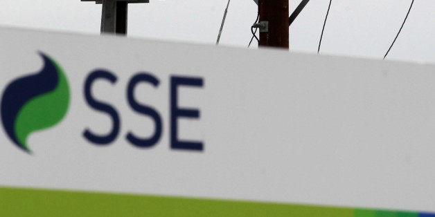 File photo dated 21/07/11 of an SSE logo at the SSE Training Centre in Perth as the energy giant said it was on course to pump up profits to £1.54 billion this year and increase payouts to shareholders, two months after announcing a sharp hike in customer tariffs.