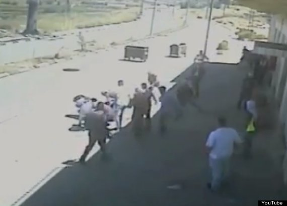 unarmed palestinian teens shot dead by israelis