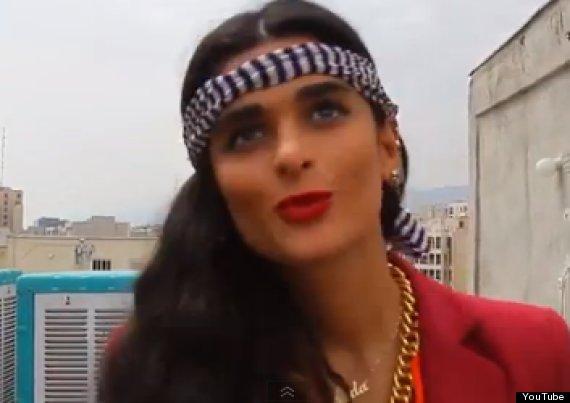 iranians dancing to pharrell happy