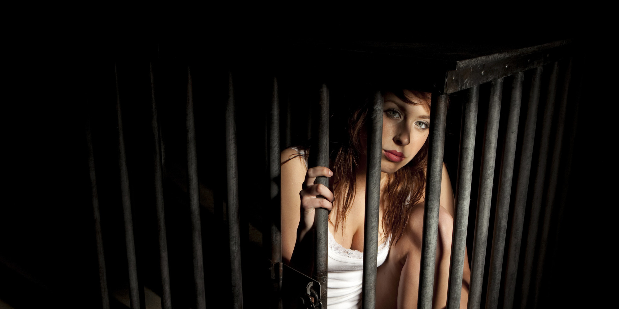 Trafficking girls sex real