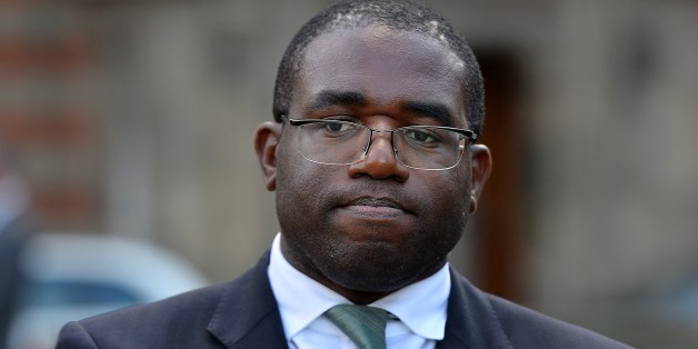 Labour Party member of parliament for Tottenham, David Lammy, is pictured following a meeting with the metropolitan police in London on January 9, 2014. North London community leaders met with representatives of the metropolitan police to discuss the previous day's inquest verdict that the 2011 killing of suspected gangster Mark Duggan was lawful. Duggan's family and supporters reacted with fury to the verdict and vowed to continue fighting for justice for the father of six, whose death sparked