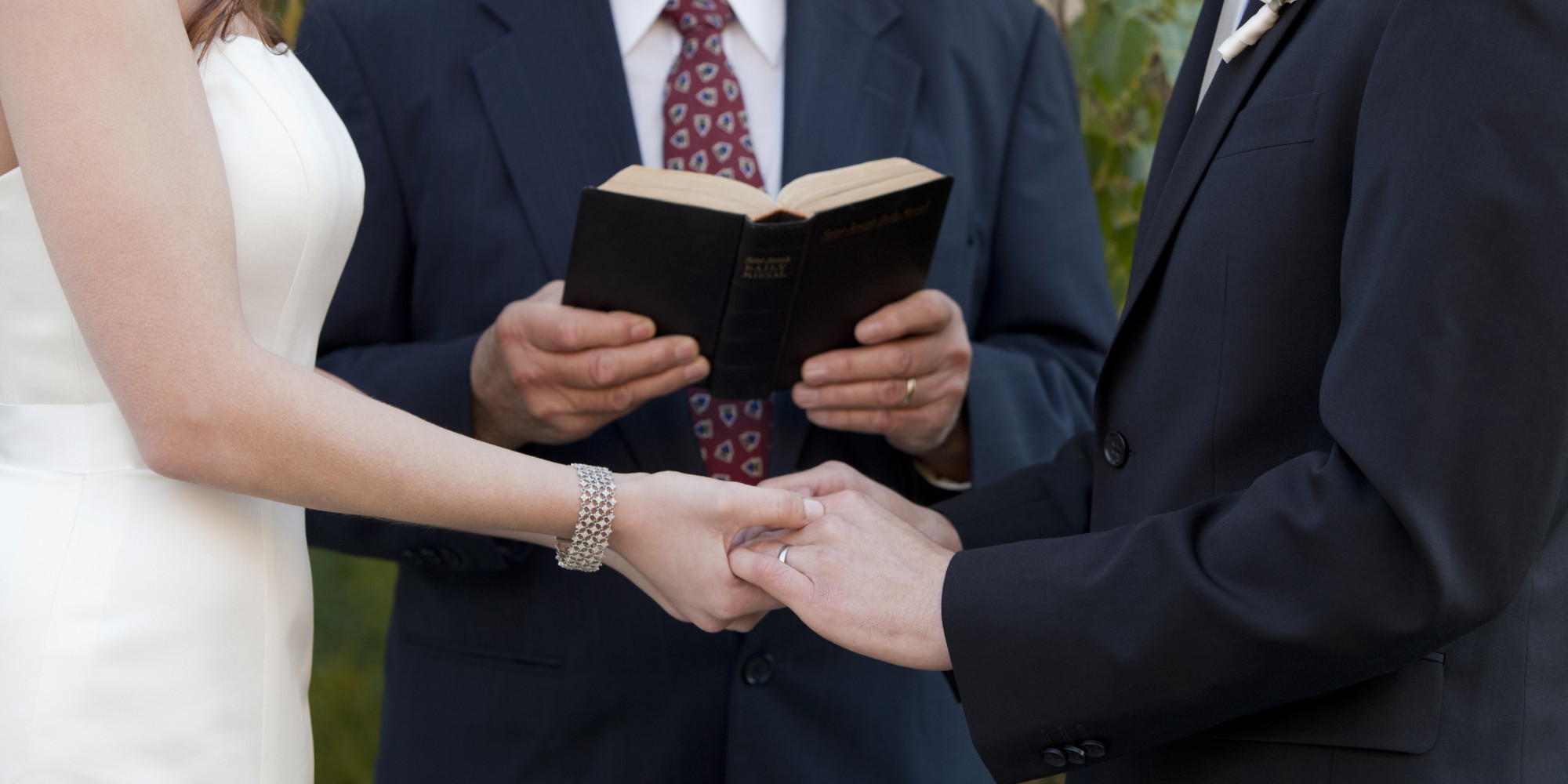 The 12 Wedding Vows Your Divorce Attorney Would Write for ...