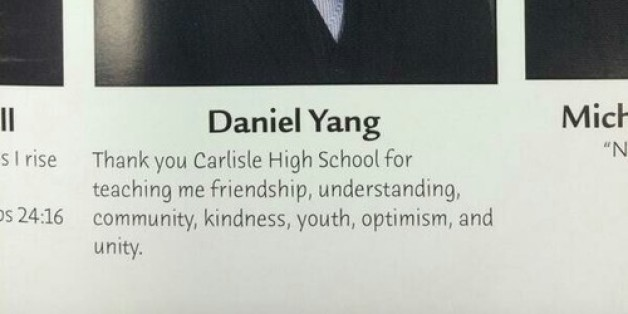 These High Schoolers Got Away With The Most Inappropriate Yearbook Quotes  Of All Time | HuffPost