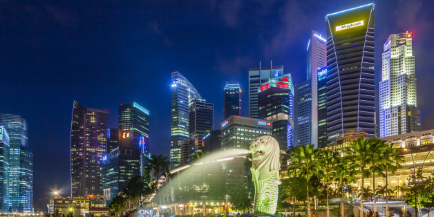Is Singapore the Perfect Country for Our Times?