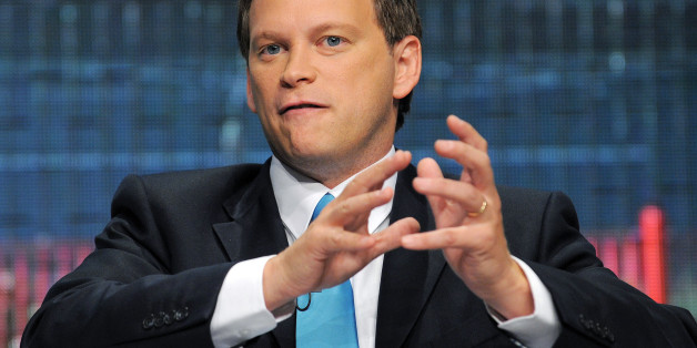 Grant Shapps, Shadow Housing Minister, speaks on the second day of the Conservative Party Conference in Manchester, north-west England, on October 6, 2009. Britain's opposition Conservatives, tipped by polls to take power next year, said on October 6, 2009 they would raise the retirement age earlier than expected as they seek to tackle a record deficit. AFP PHOTO/ANDREW YATES (Photo credit should read ANDREW YATES/AFP/Getty Images)