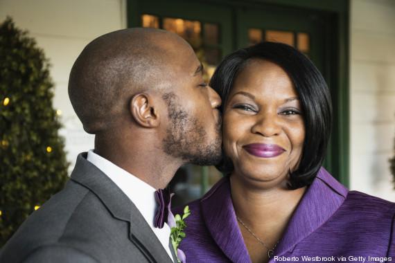 groom mother