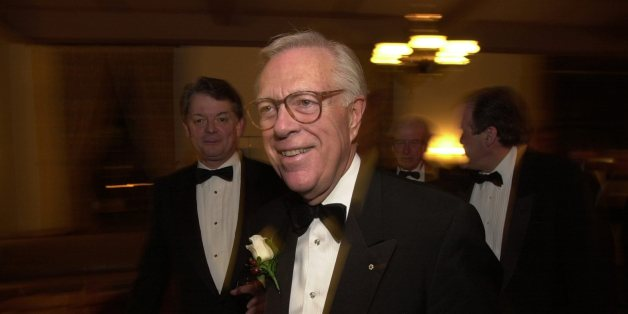 Knowlton Nash, Former CBC News Anchor, Dead At 86 | HuffPost