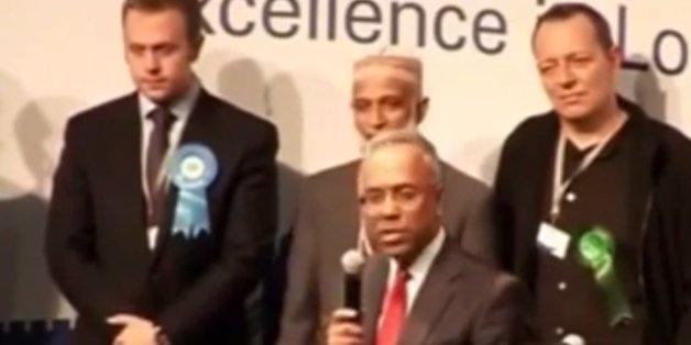 Lutfur Rahman has been re-elected in Tower Hamlets