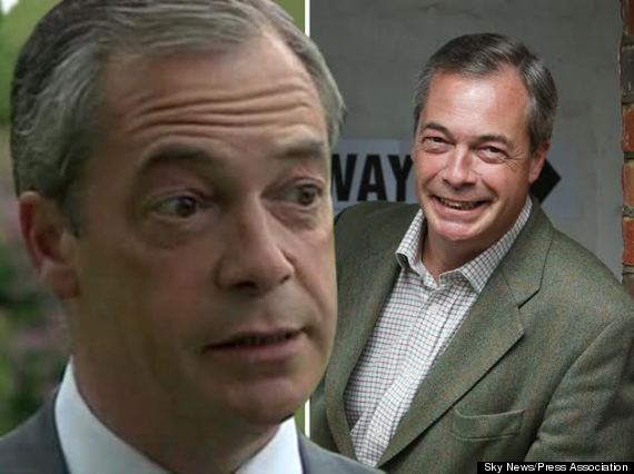nigel farage grey