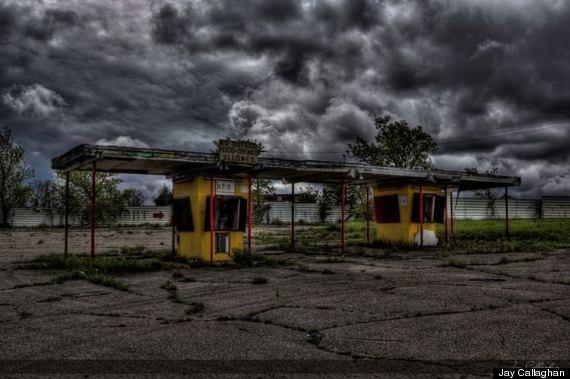 abandoned mustang drivein peterborough