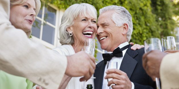 4 Reasons Women Get Married After 50 | HuffPost
