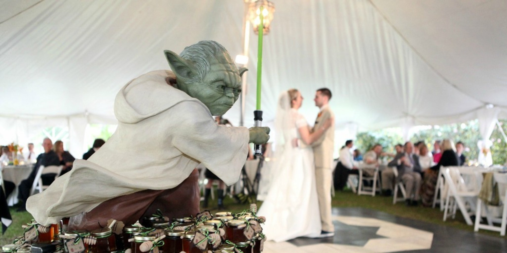 It\'s Official, This Is The Nerdiest Wedding Ever | HuffPost