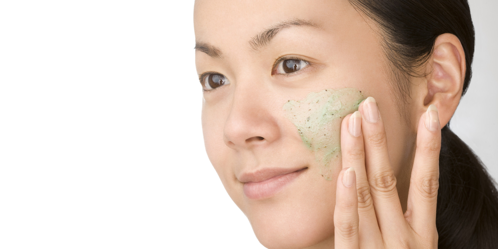 from Hezekiah what is the best facial scrub