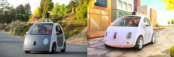 video google car