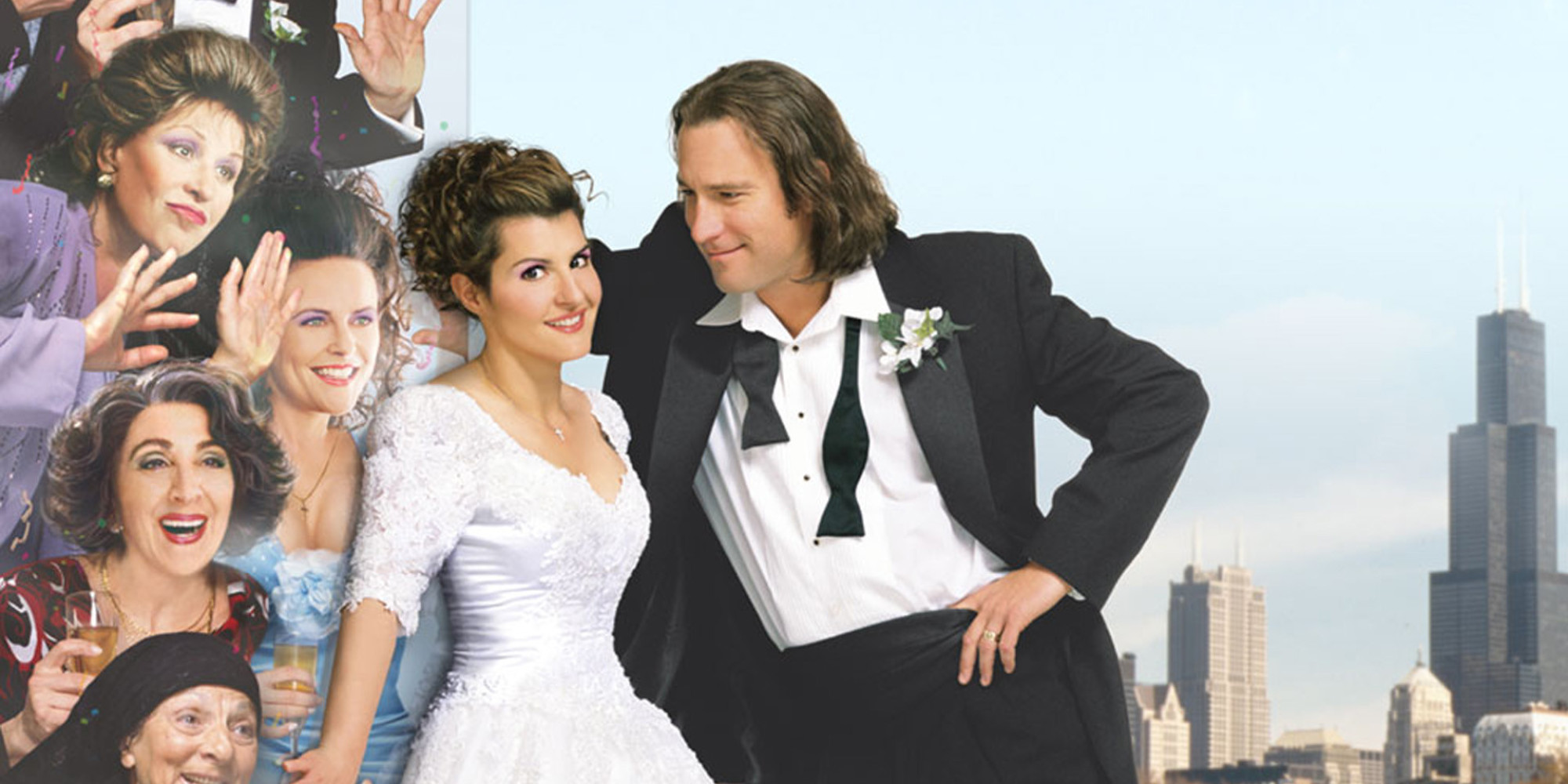 my big fat greek wedding sequel in the works from nia vardalos   my big fat greek wedding sequel in the works from nia vardalos huffpost