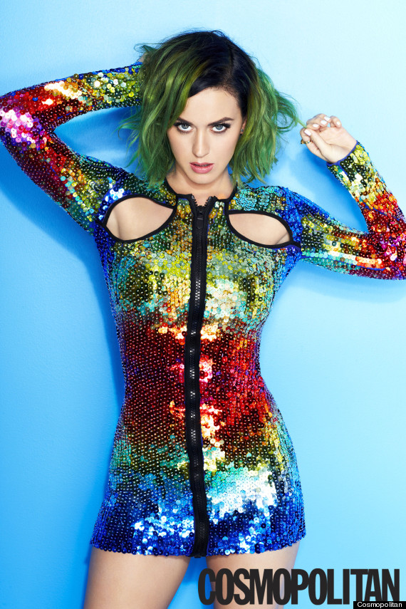 katy perry cosmo