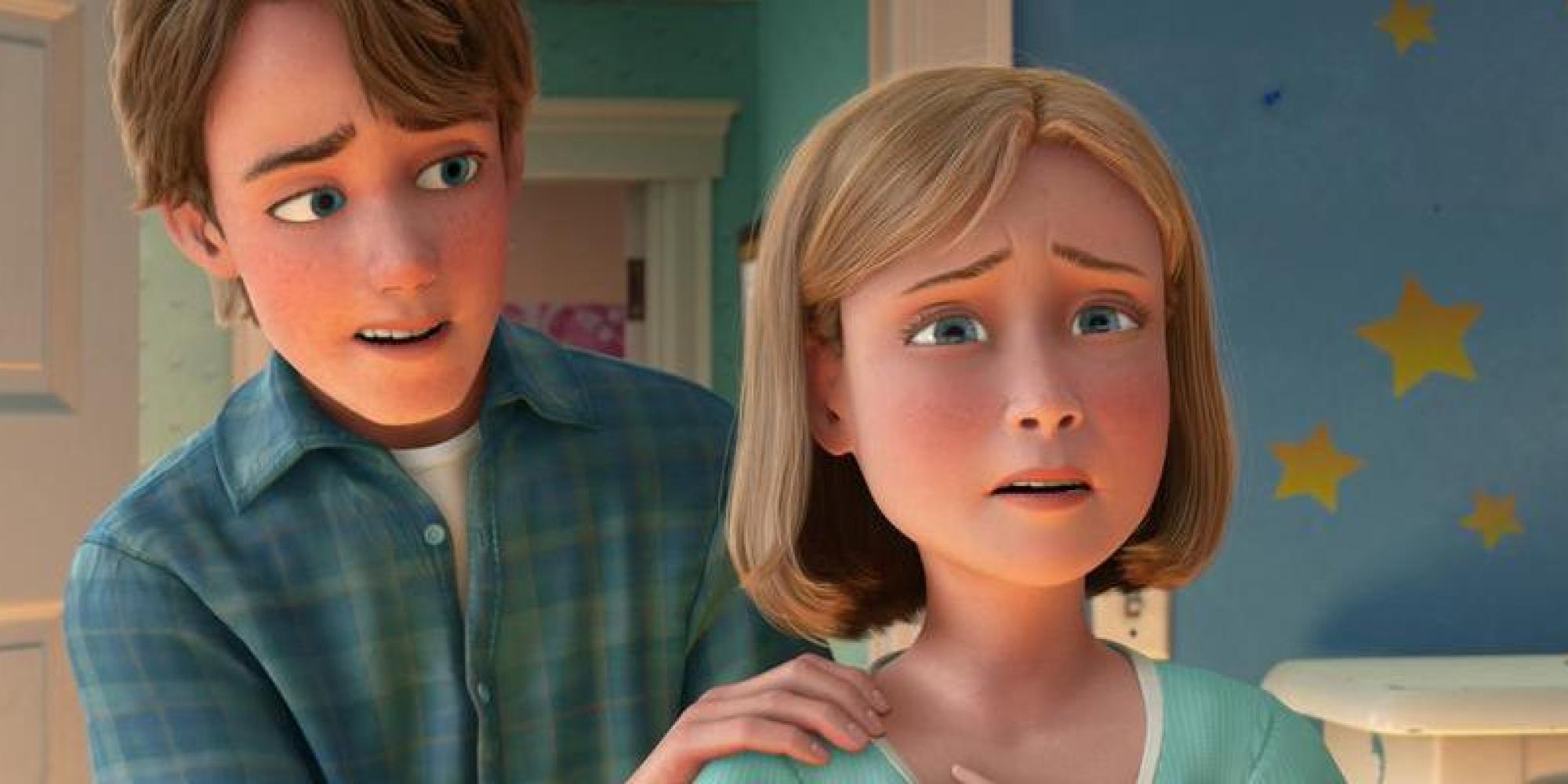 La Inquietante Teoría De La Mama De Andy: The Truth About Andy's Dad In Toy Story Will Make You