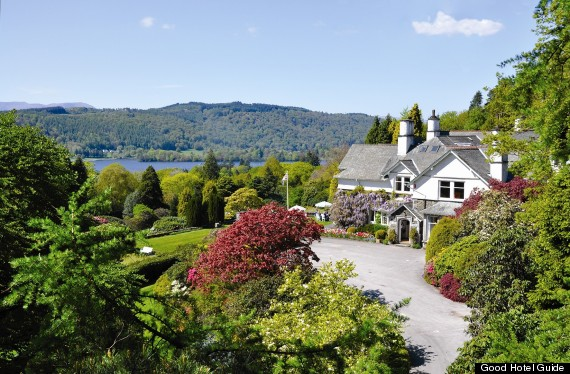 On The Fells Above Lake Windermere This Former Edwardian Gentleman S Residence Is Now A Good Value Country Hotel Which Has Been Owned For 27 Years By