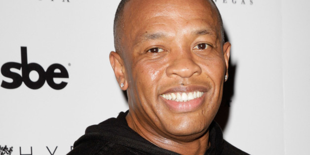 Apple Makes Dr. Dre Hip-Hop's Richest Man - 'Star-struck' Firm Pays Record $3B For Beats Electronics