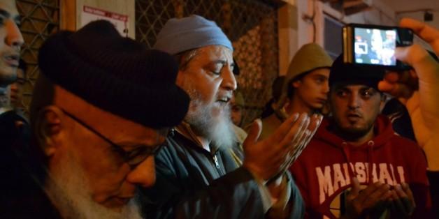 Abdelfattah Hamadache Zeraoui, chef du Front salafiste de la Sahwa
