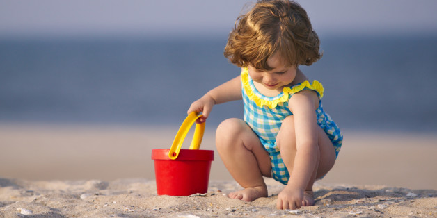7 Ways To Keep Your Kids Safe On The Beach This Summer