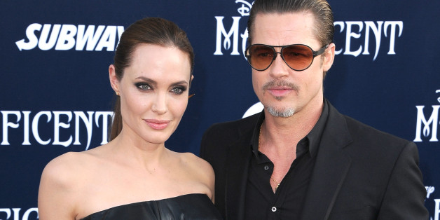 Angelina Jolie Talks Brad Pitt Wedding: There Are No 'Plans To Get Married At The Moment'